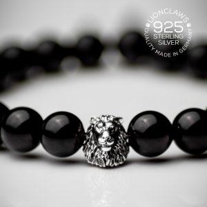 lionclaws-obsidian-löwenarmband-8mm-closeup