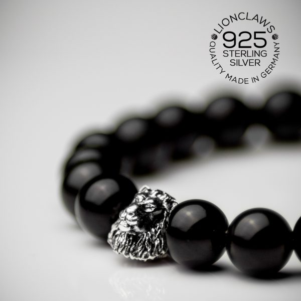 lionclaws-obsidian-löwenarmband-8mm-seitenansicht